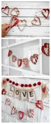 Fantastic DIY Valentines Day Decoration Ideas 21