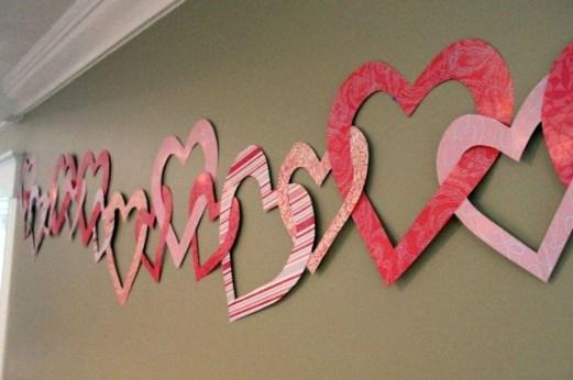 Fantastic DIY Valentines Day Decoration Ideas 36