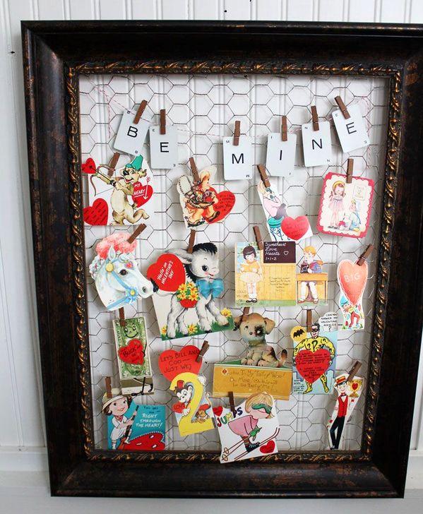 Fantastic DIY Valentines Day Decoration Ideas 41