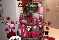 Fantastic DIY Valentines Day Decoration Ideas 48