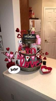 Fantastic DIY Valentines Day Decoration Ideas 48