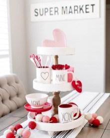 Inspiring Farmhouse Style Valentines Day Decor Ideas 05