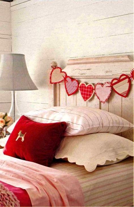 Inspiring Farmhouse Style Valentines Day Decor Ideas 30