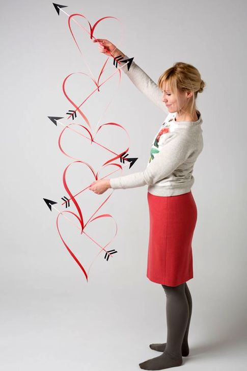 Lovely Backdrop For Valentines Day Photo Booth 43