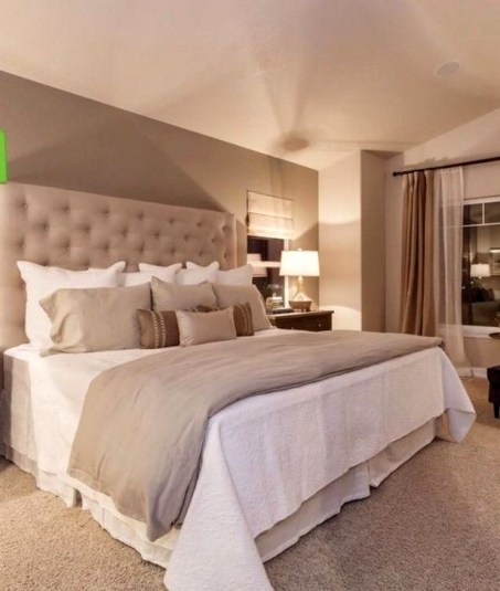 46 Modern And Romantic Master Bedroom Design Ideas Homystyle