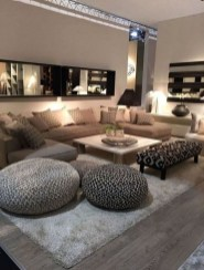 Neutral Winter Decoration Ideas For Your Home 05