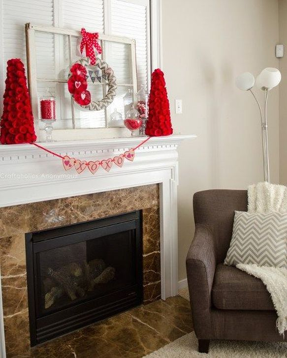 Romantic Home Decoration Ideas For Your Valentines Day 01