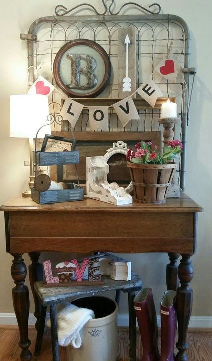 Romantic Home Decoration Ideas For Your Valentines Day 27