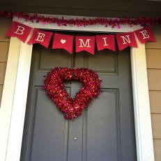 Romantic Home Decoration Ideas For Your Valentines Day 39