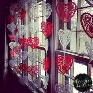 Romantic Valentines Day Wedding Inspiration Ideas 02