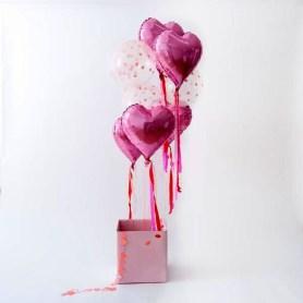 Romantic Valentines Day Wedding Inspiration Ideas 16