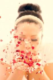 Romantic Valentines Day Wedding Inspiration Ideas 17