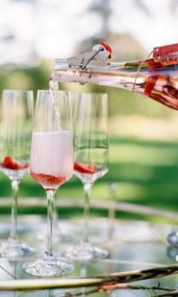 Romantic Valentines Day Wedding Inspiration Ideas 19