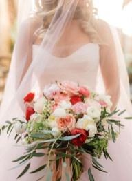 Romantic Valentines Day Wedding Inspiration Ideas 22