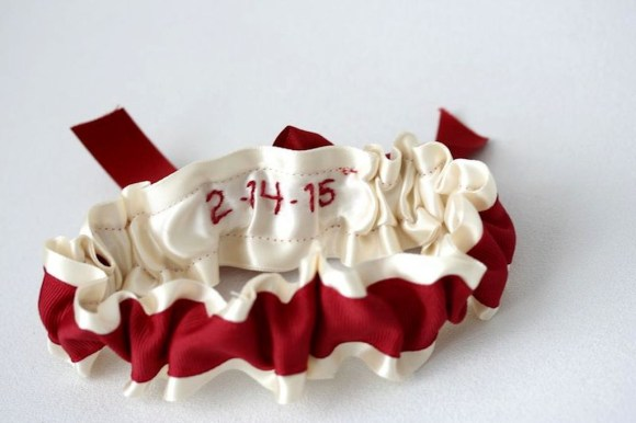 Romantic Valentines Day Wedding Inspiration Ideas 29