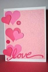 Romantic Valentines Day Wedding Inspiration Ideas 33