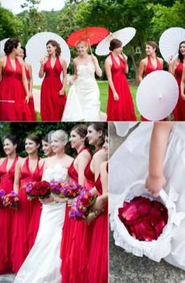 Romantic Valentines Day Wedding Inspiration Ideas 45