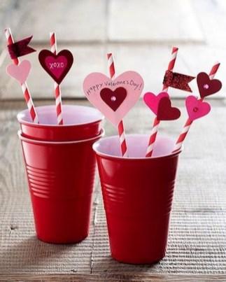Romantic Valentines Day Wedding Inspiration Ideas 47