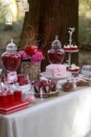 Romantic Valentines Day Wedding Inspiration Ideas 53