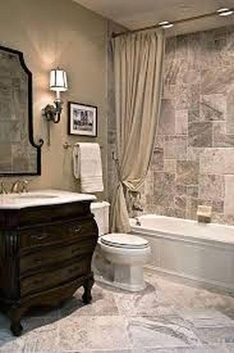 Simple But Modern Bathroom Storage Design Ideas 52