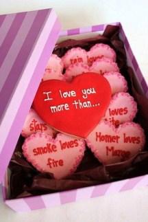 Smart DIY Valentines Gifts For Your Boyfriend Or Girlfriend 07