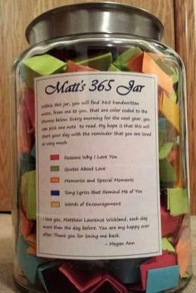 Smart DIY Valentines Gifts For Your Boyfriend Or Girlfriend 19