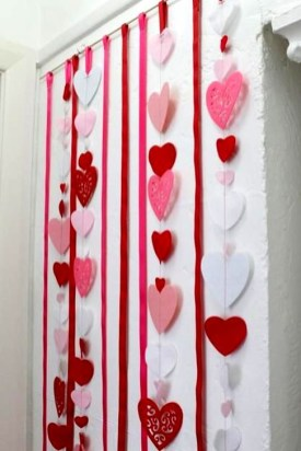 Sweet Heart Crafts Ideas For Valentines Day 32