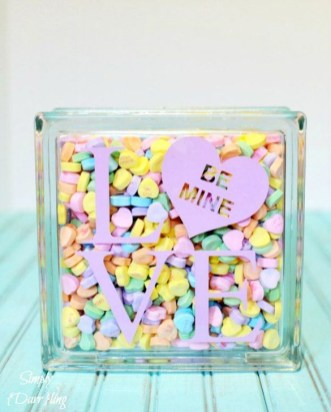 Sweet Heart Crafts Ideas For Valentines Day 33