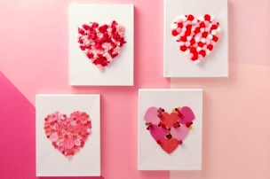 Sweet Heart Crafts Ideas For Valentines Day 38