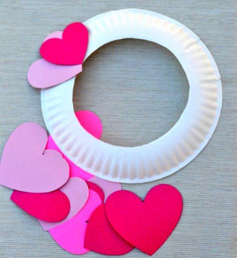 Sweet Heart Crafts Ideas For Valentines Day 39