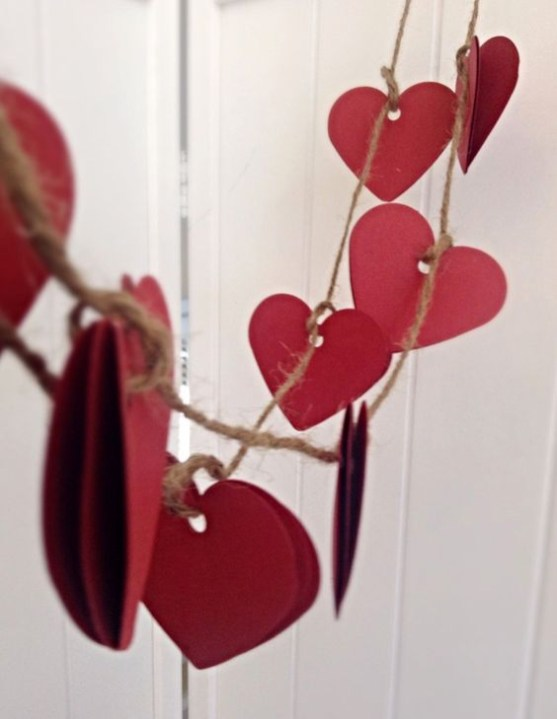 Sweet Heart Crafts Ideas For Valentines Day 41