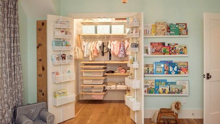 Totally Inspiring Kids Closet Organization Ideas 03