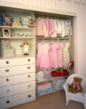Totally Inspiring Kids Closet Organization Ideas 09
