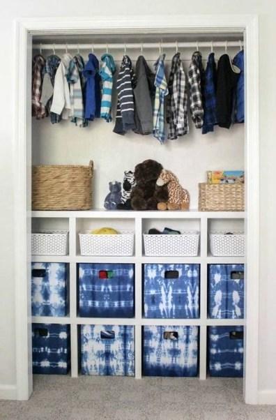 Totally Inspiring Kids Closet Organization Ideas 18