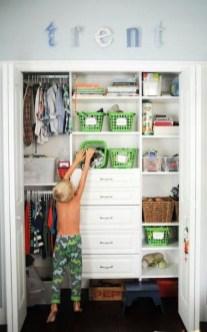 Totally Inspiring Kids Closet Organization Ideas 21