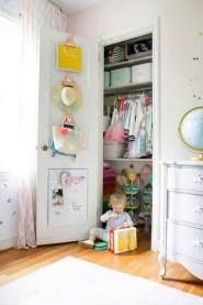 Totally Inspiring Kids Closet Organization Ideas 28