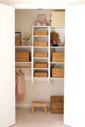 Totally Inspiring Kids Closet Organization Ideas 34