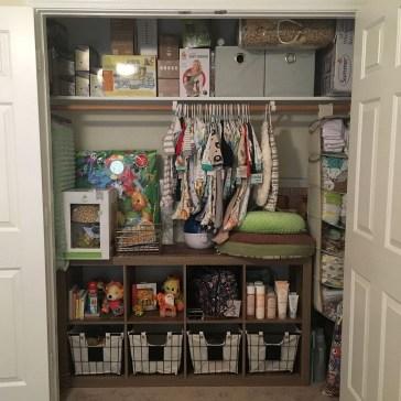 Totally Inspiring Kids Closet Organization Ideas 42
