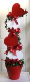 Wonderful DIY Valentines Wreath Decor Ides 02
