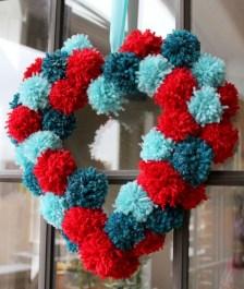 Wonderful DIY Valentines Wreath Decor Ides 03