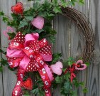 Wonderful DIY Valentines Wreath Decor Ides 43