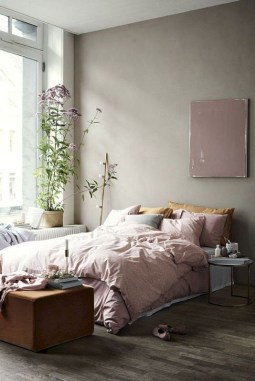 Astonishing Scandinavian Bedroom Design Ideas 06