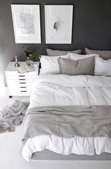 Astonishing Scandinavian Bedroom Design Ideas 33