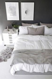 Astonishing Scandinavian Bedroom Design Ideas 33