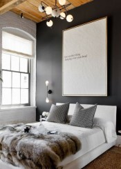Astonishing Scandinavian Bedroom Design Ideas 39