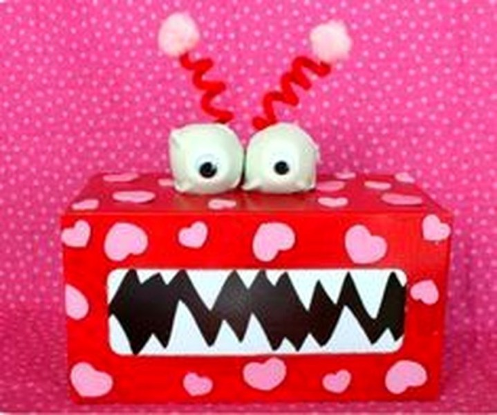 Awesome Homemade Decorations For Valentines Day 15