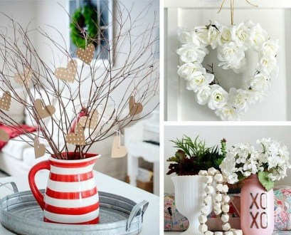 Awesome Homemade Decorations For Valentines Day 35