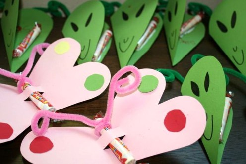 Awesome Homemade Decorations For Valentines Day 37