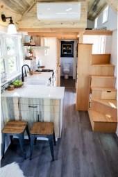 Cool Tiny House Bathroom Remodel Design Ideas 05