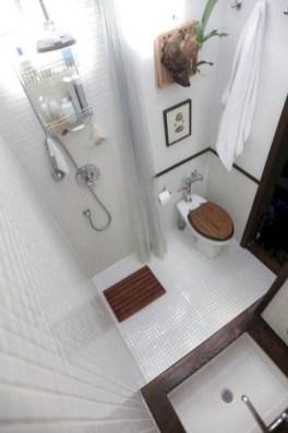 Cool Tiny House Bathroom Remodel Design Ideas 06
